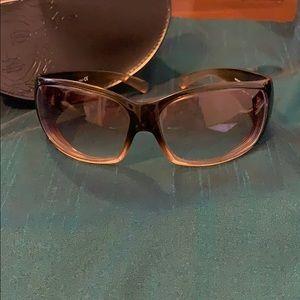 Versace Sunglasses 4055 Brown Beige